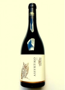 Alpha Estate-Assyrtiko Single Vineyard 2015 PGI Florina
