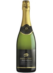 Tselepos Winery-Amalia Brut, wit, Moschofilero