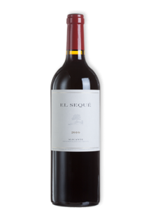 Bodegas y Vinedos El Seque, El Seque, rood, o.a. Monastrell, 2015